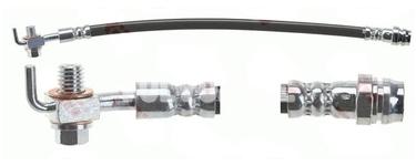 Rear brake hose left P3 S80 II/V70 III/XC70 III (old type) electric parking brake