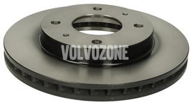 Front brake disc (256mm) S40/V40 (-1997)