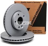 Front brake disc (278mm) P1 V40 II(XC)