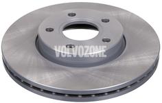 Front brake disc (278mm) P1 C30/C70 II/S40 II/V50