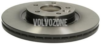 Front brake disc (300mm) P1 C30/C70 II/S40 II/V50