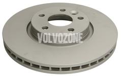 Front brake disc (300mm) P3 S60 II/V60 S80 II/V70 III/XC70 III