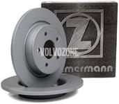Rear brake disc (280mm) P1 C30/C70 II/S40 II/V50