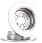 Rear brake disc (295mm) P80 C70/S70/V70 without AWD