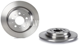 Rear brake disc (288mm) P80 S70/V70(XC) with AWD (new type)