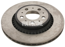 Rear brake disc (308mm) P2 XC90
