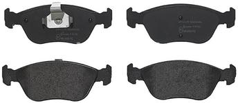 Front brake pads (302mm diameter) P80 C70/S70/V70(XC)