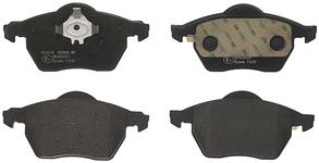 Front brake pads (320mm diameter) P80 C70/S70/V70(XC) R line
