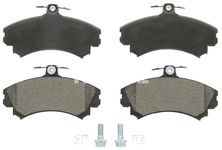 Front brake pads (256mm diameter) S40/V40 (-1997)