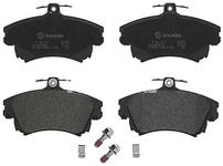 Front brake pads (281mm diameter) S40/V40 (1998-)
