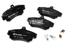 Front brake pads (281mm diameter) S40/V40 (1998-)