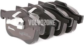 Front brake pads (285,5/305mm diameter) P2 S60/S80/V70 II/XC70 II