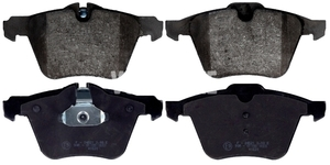 Front brake pads (316mm diameter) P3 S60 II(XC)/V60(XC) S80 II/V70 III/XC70 III