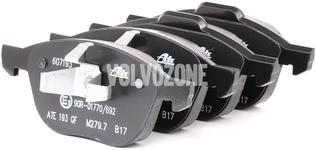 Front brake pads (278/300mm diameter) P1 C30/C70 II/S40 II/V50