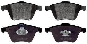 Front brake pads (320mm diameter) P1 C70 II/S40 II/V40 II(XC)/V50