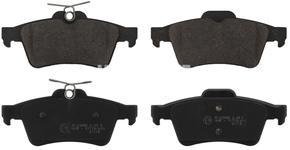 Rear brake pads (280mm diameter) P1 C30/C70 II/S40 II/V50