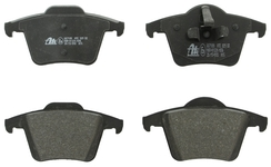 Rear brake pads (308mm diameter) P2 XC90