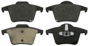 Rear brake pads (308mm diameter) P2 XC90