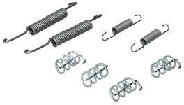 Park brake shoes accessory kit P2 XC90, P3 S80 II (-2008)