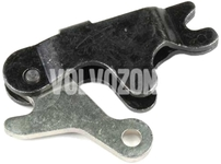 Park brake shoe adjusting mechanism, expander P80 S70/V70(XC) with AWD