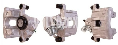 Rear brake caliper left P1 (-2009) C30/C70 II/S40 II/V50