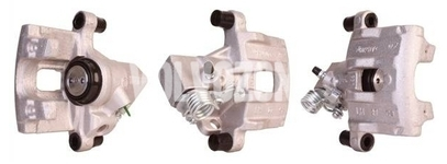 Rear brake caliper left P1 C30/C70 II/S40 II/V40 II(XC)/V50 (new type)