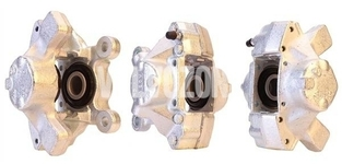 Rear brake caliper right P80 C70/S70/V70 without AWD