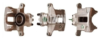 Rear brake caliper left/right P80 C70/S70/V70 with AWD