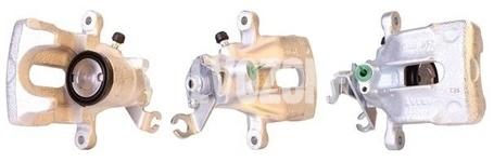 Rear brake caliper right (260mm diameter) S40/V40 (-2000)