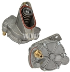 Vacuum pump (brake system) P80 P2 2.5TDI straight outlet (old type)