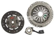 Clutch kit P3 MMT6 1.6 T3/T4 + release bearing