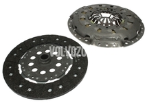 Clutch kit powerful models (-2001) gasoline engines P80 M56, M58 AWD/P2 M56, M58 AWD, M65/X40 M56