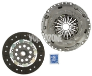 Clutch kit P1 P3 (-2012) M66 2.5T/T5 (old type)