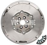 Dual mass flywheel P1 B6 1.6D2