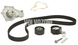 Timing belt kit 1.6D + water pump