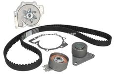 Timing belt kit P2 (-2004) 5 cylinder gasoline engines, P80 (1998-2004)/X40 (2000-2004) gasoline engines + water pump