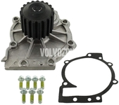 Water pump 4 cylinder diesel engines (2014-) 2.0 D2/D3/D4/D5