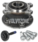 Rear wheel bearing hub P3 S60 II(XC)/V60(XC) S80 II/V70 III/XC70 III with AWD