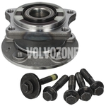 Rear wheel bearing hub P2 S60/S80/V70 II/XC70 II with AWD