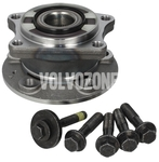 Rear wheel bearing hub P2 XC90 with AWD