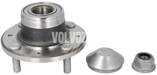 Rear wheel bearing hub S40/V40