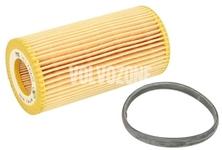 Oil filter 2.0 D3/D4 2.4D/D5 P1 (2011-), P3 (2009-) 5 cylinder engines