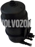 Fuel filter with heating 2.0 D3/D4, 2.4D/D5 P1, 2.0D, 2.0 D3/D4/D5, 2.4D/D5 4-5 valec P3 (Variant code C102)
