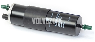 Fuel filter with heating D2/D3/D4 P1 (2015-) V40 II(XC)