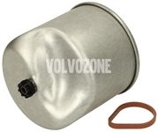 Fuel filter 1.6D2 P1 P3 metallic