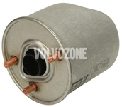 Fuel filter 1.6D2 P1 P3 metallic