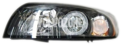 Headlight left xenon P1 C30 (-2010) D2S