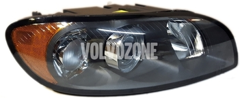 Headlight right P1 C70 II (-2010) H7