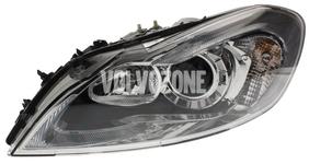 Headlight left P1 C70 II (2010-) H7