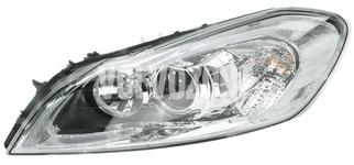 Headlight left xenon P1 C70 II (2010-) D3S with Active Bending Lights (ABL)